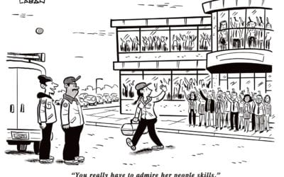 Comic Brake: People Skills