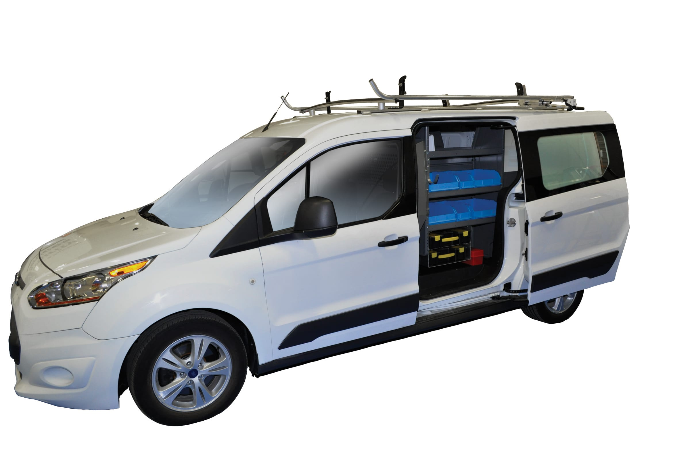 Big Jobs in Small Spaces: Organizing Your 2014 Transit Connect ...