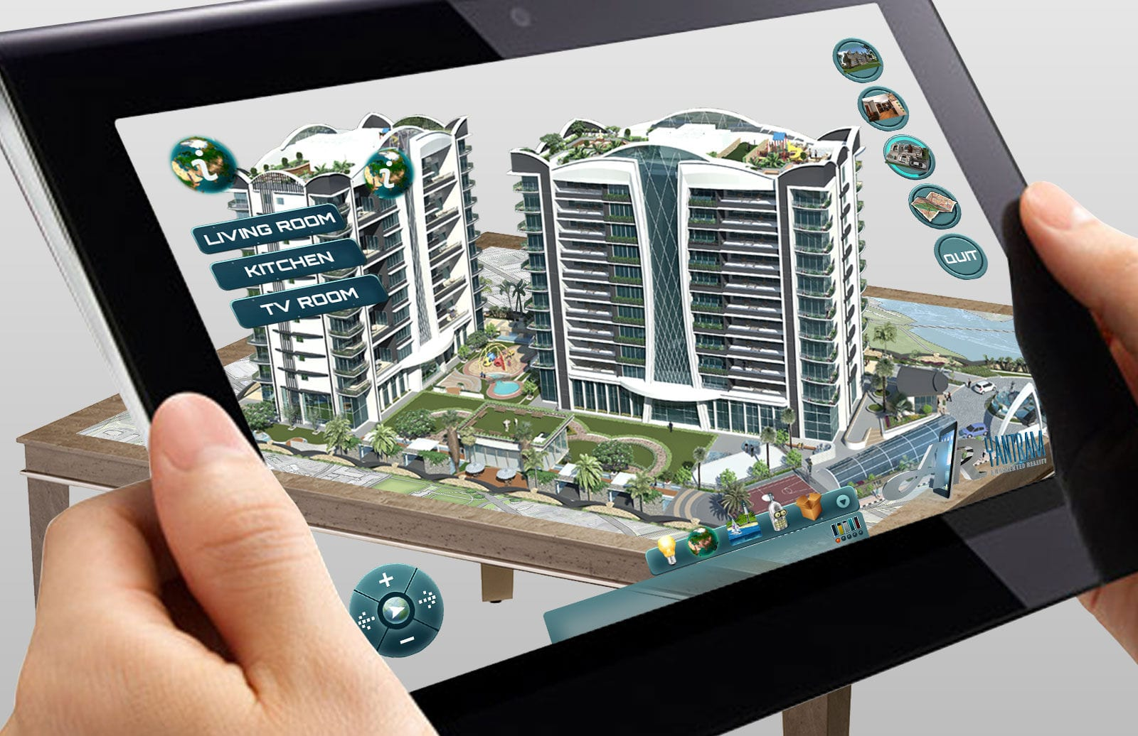Tech Swap: An Augmented Reality App to Replace the Owner's Manual