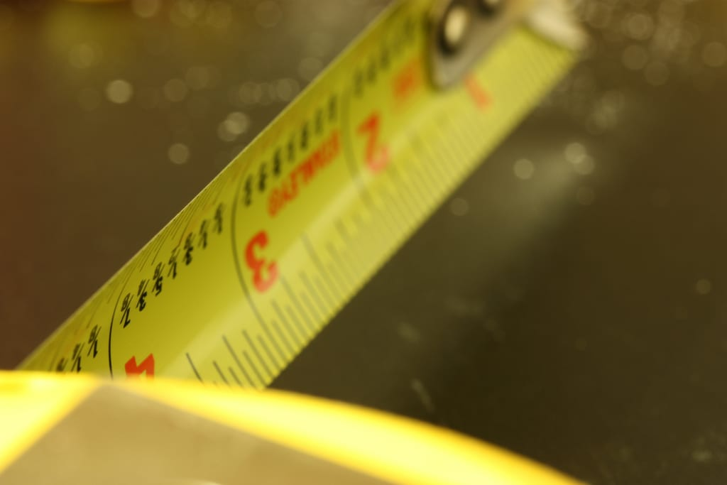 Tech Swap: Forgot Your Measuring Tape? There's an App For That
