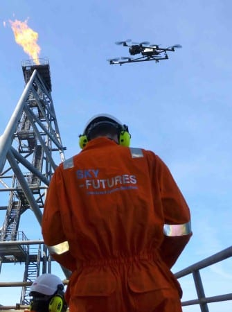 Sky Futures, drone