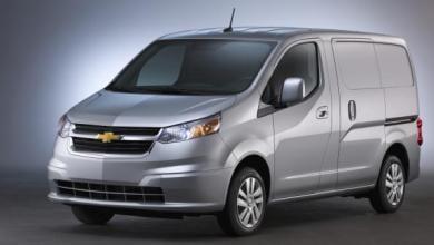 Cool Van: Chevy City Express 2015 - Field Service Digital