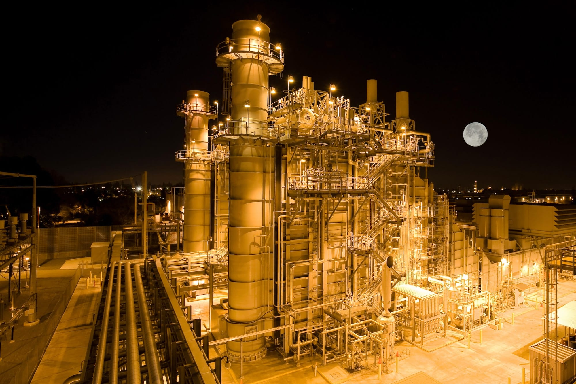 How GE Keeps a Virtual Eye on Hundreds of Power Plants to Prevent Downtime