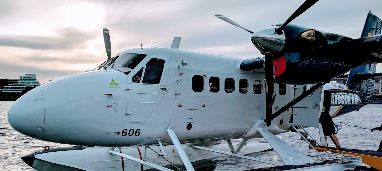 Grit, Grease and Ingenuity: Keeping a Workhorse Seaplane Fleet Afloat in Vancouver