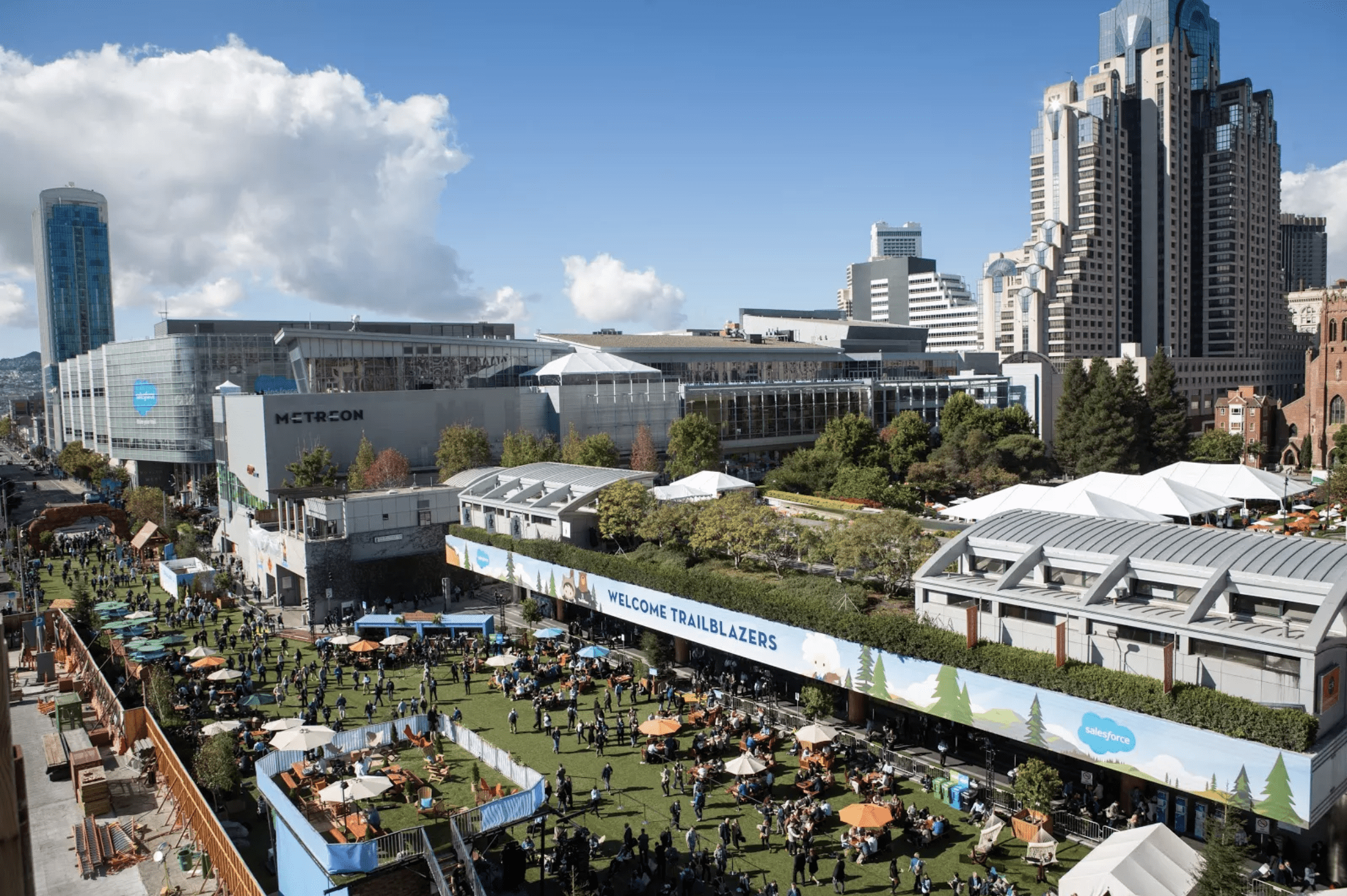 Dreamforce 2018: More than an Event, An Ecosystem