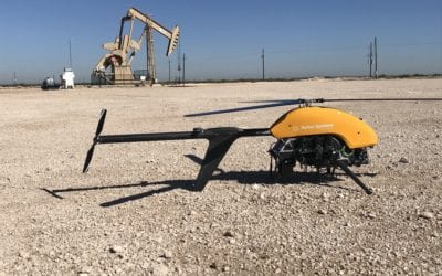 Industrial Drones Get Clearance to Fly Beyond the Line of Sight