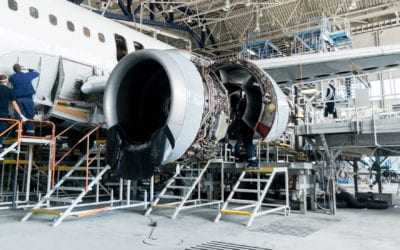 Facing a Talent Shortage 'Growing Storm,' Aircraft Maintenance Providers Brace for Turbulence