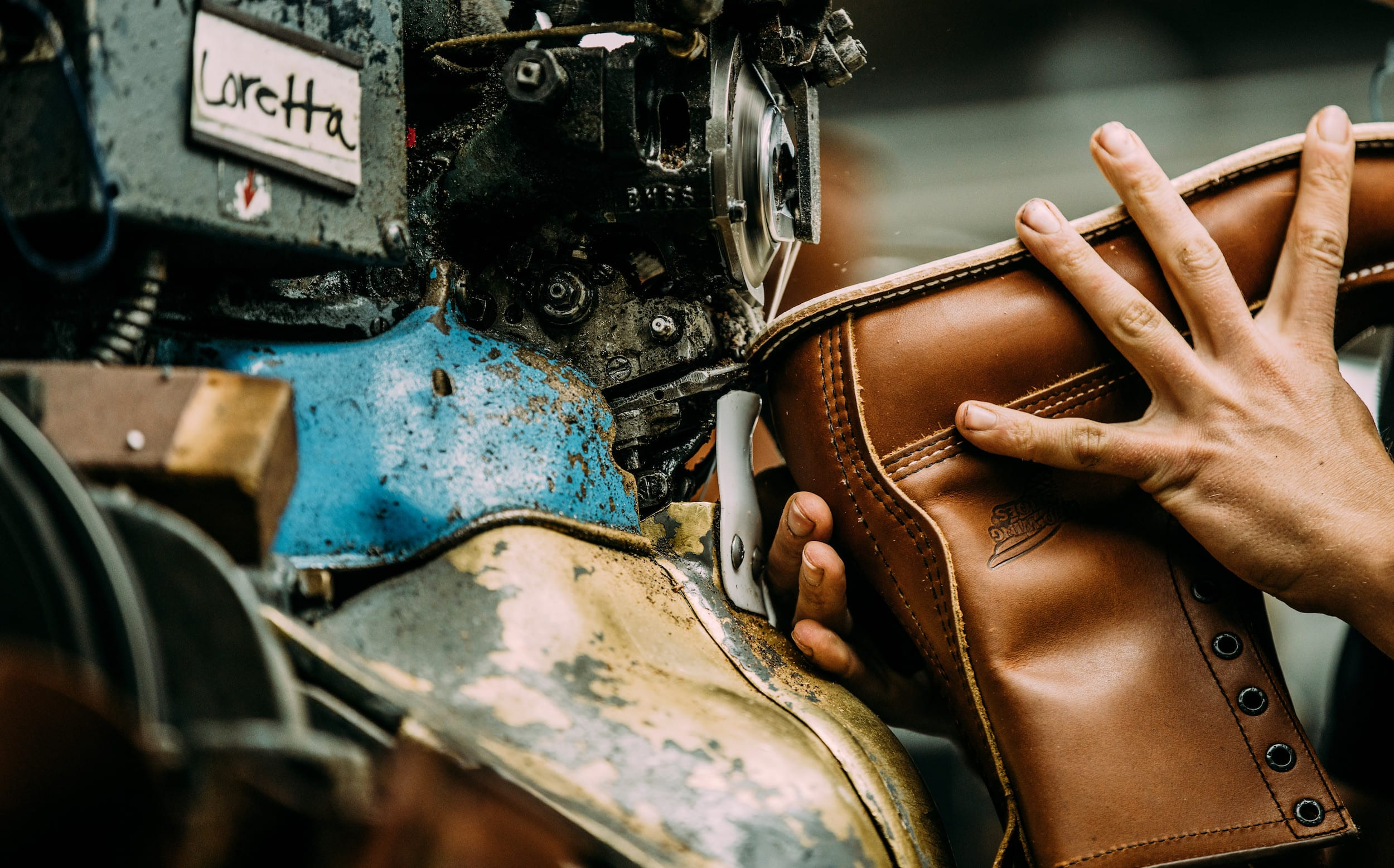 At Red Wing Shoes, These Makers and Machines Kick Forward a Century-Old Tradition