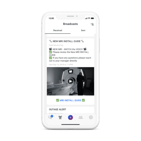 Zinc app content hub; Companies with Communication Problems