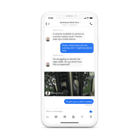 Zinc group message; field service communication mistakes