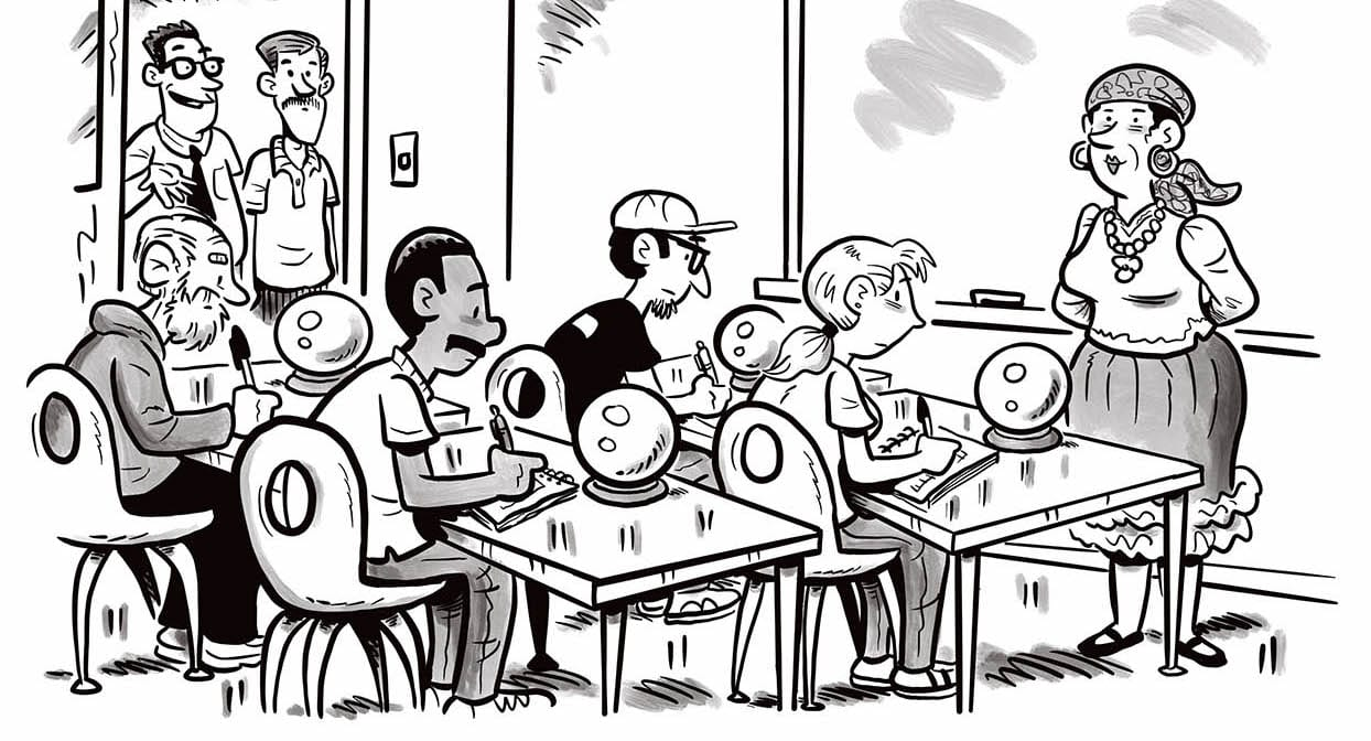 Comic Brake: Training Takes an Unpredictable Turn