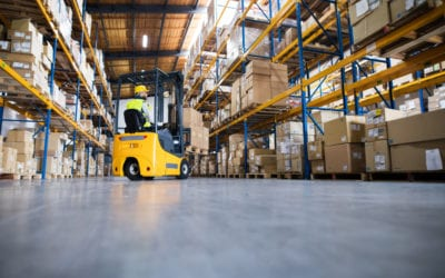 As Millions Stay Home, These Service Companies Ensure Goods Make It to Our Doorstep
