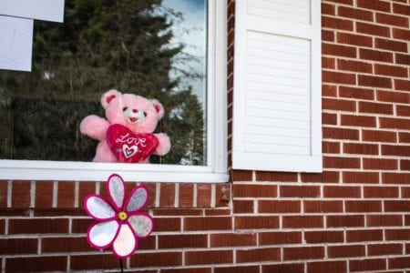 teddy bear hunt; Ideas for Giving Back During the COVID-19 Crisis