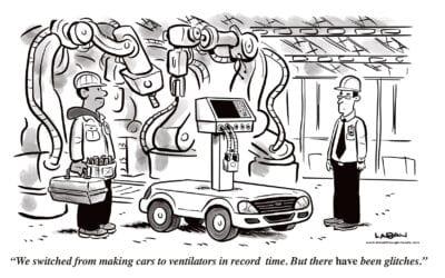 Comic Brake: Ventilators