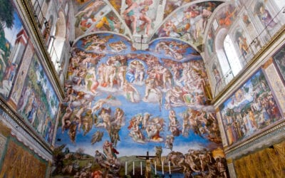 Michelangelo, the Sistine Chapel & 4 Lessons for Successful Project Implementation