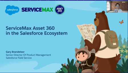 Asset 360 and Salesforce