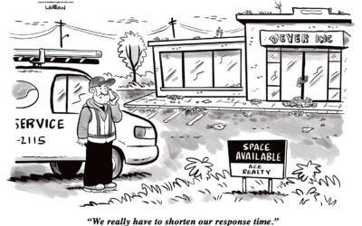 Comic Brake: Response Time