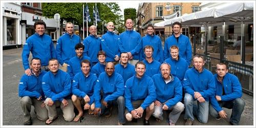 Ropeworks' service team