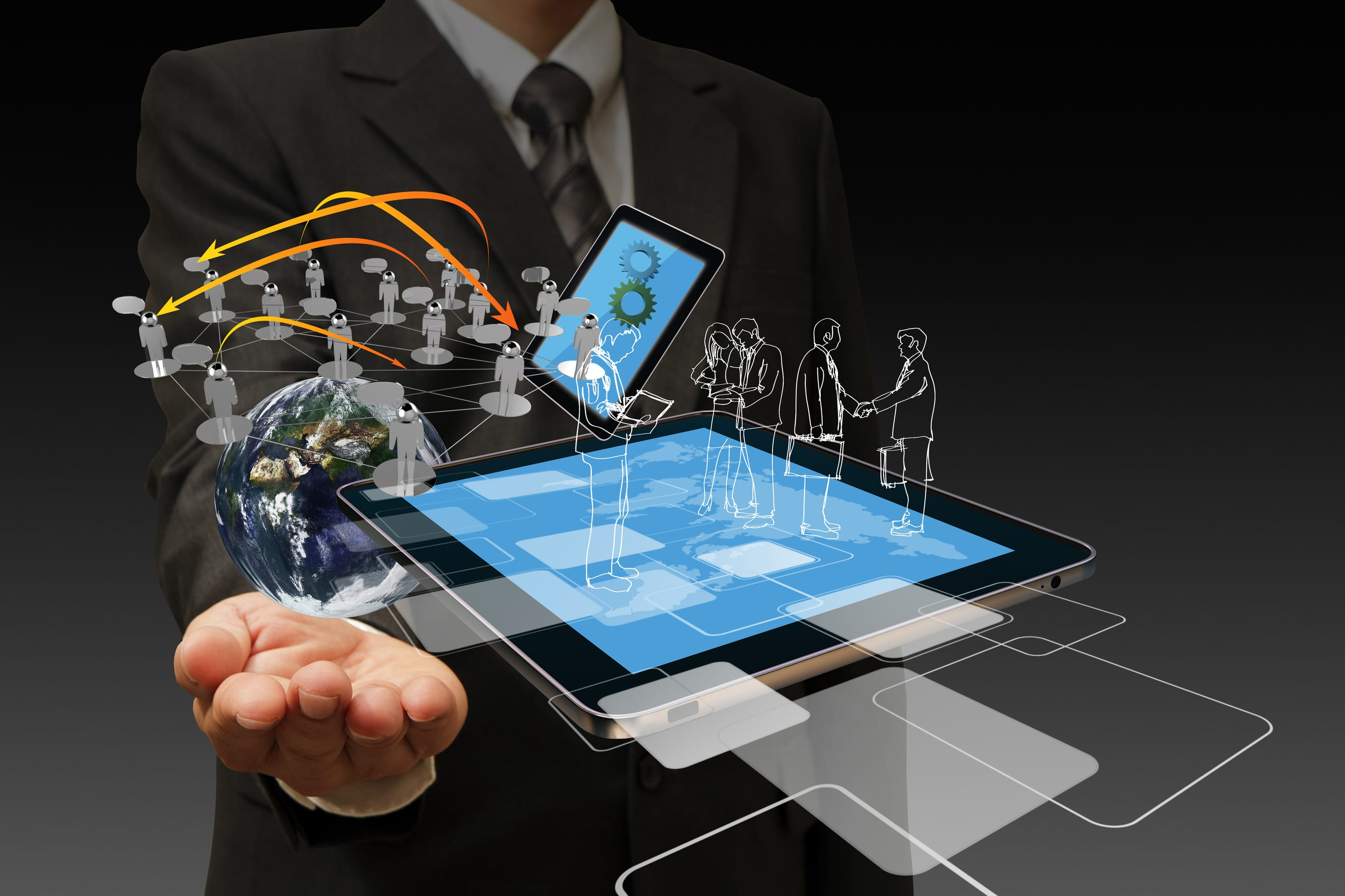 The Field Follows the Lead of Consumer Technology