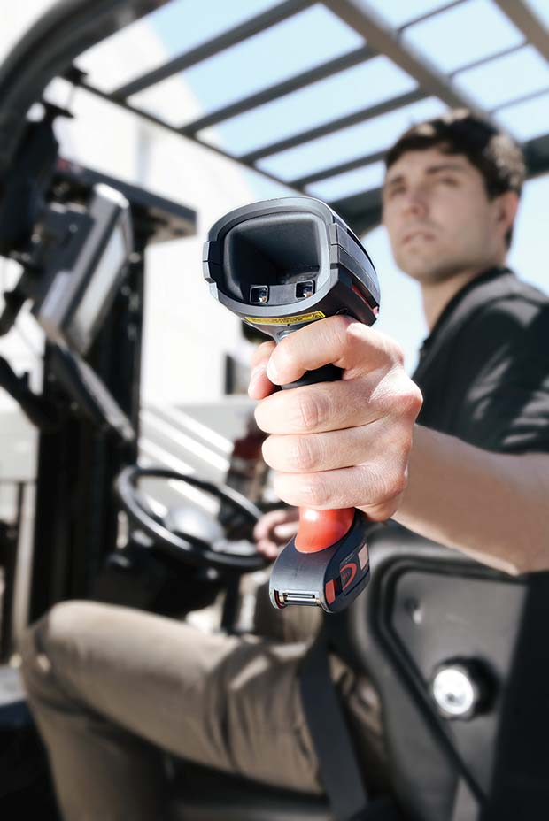 Tech Swap: Long-Range Barcode Scanner Accurate to 50 Feet