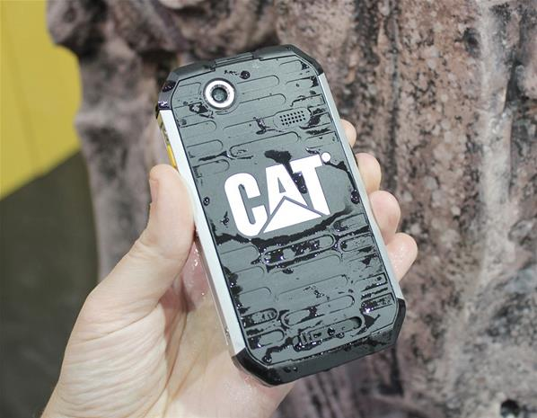 Tech Swap: Caterpillar's Tough-as-Nails Smartphone