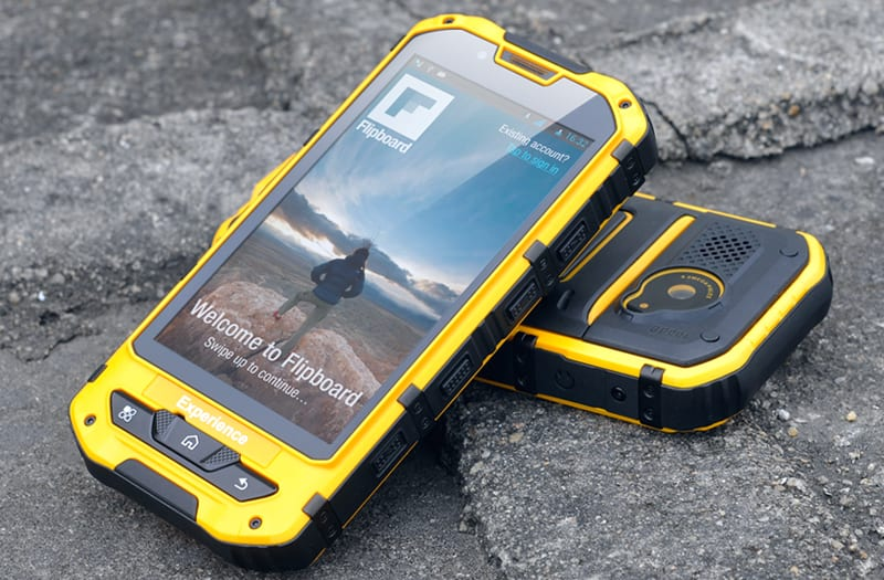 timeless design 8066b 9e9a7 Rugged Cell Phones: Top 5 Most Heavy Duty Mobile Phones for Field ...