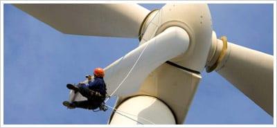How To Fix A Wind Turbine